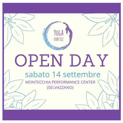 openday yoga settembre2019