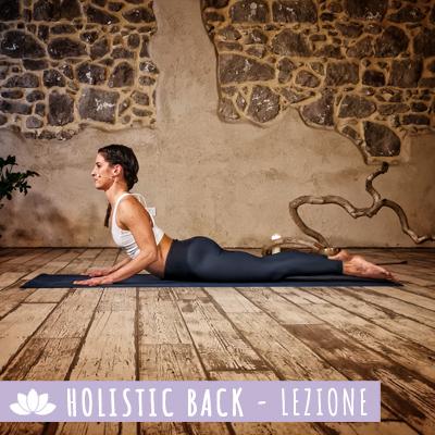Holistic Back Lezione