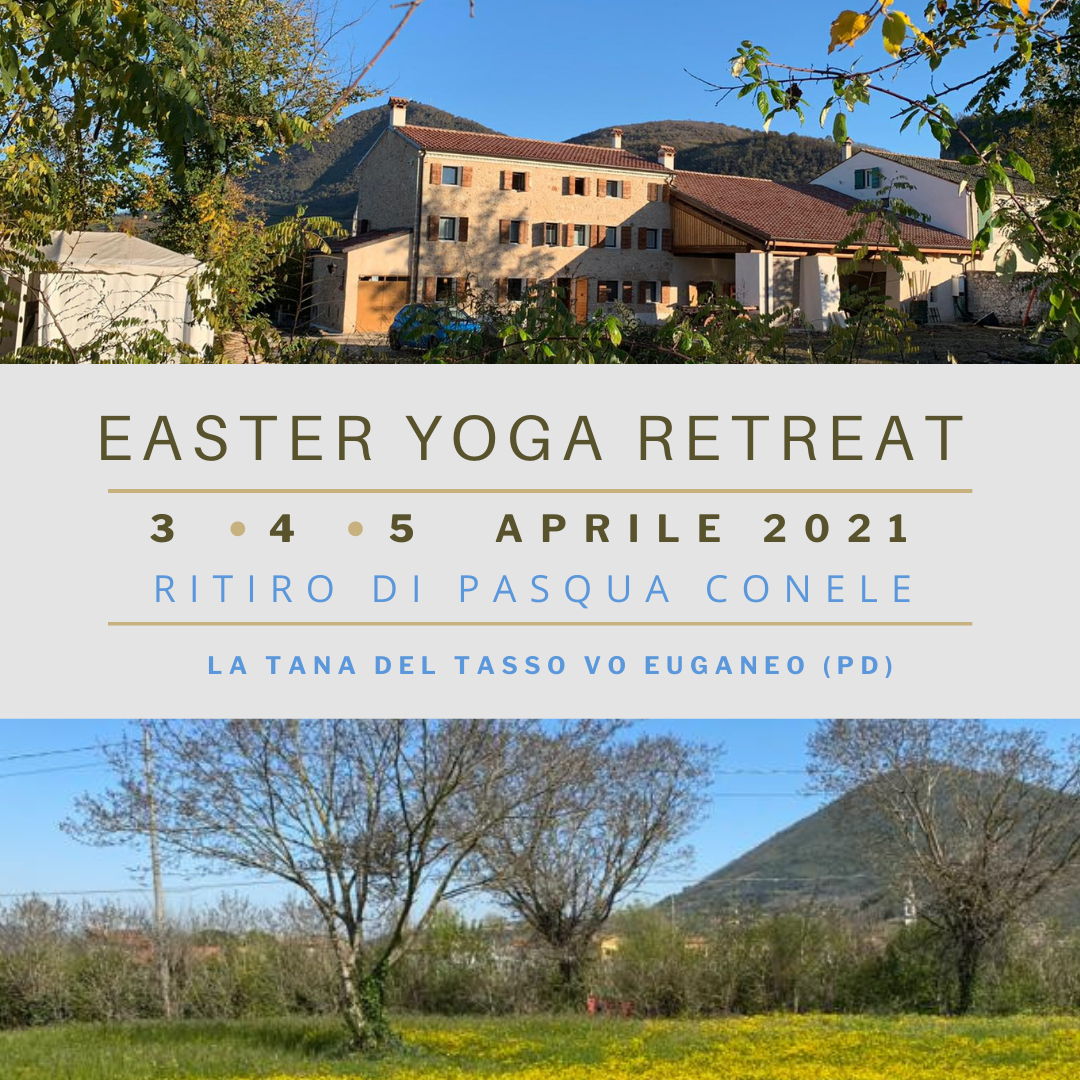 Colli Euganei Easter Yoga Retreat
