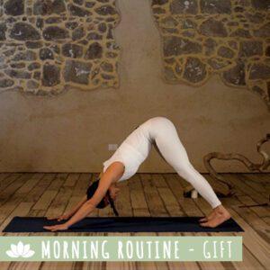 Morning Routine Yoga della mattina