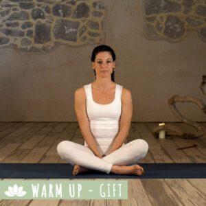 Warm Up Yoga di riscaldamento